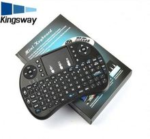2017 New arrival mini wireless keyboard for lg smart tv i8 air mouse mini keyboard