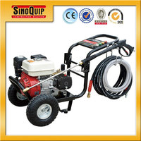 petrol High Pressure Washer SW2200 - GX160 with jialing Honda engines 2200psi