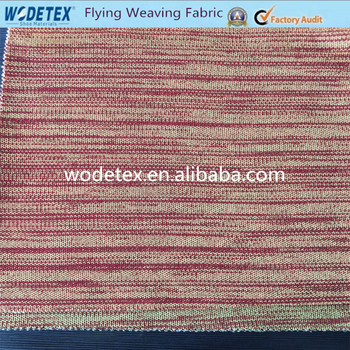 Various Flying Weaving Fabric Fly Knit Supplier for Shoes