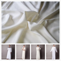 Hot Selling Two Horse Plain White Dubai Kaftan For Thobe Men,30104,210Nm/2,6 Pound,0.91*45.72m,Free Samples,Two Camel