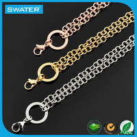 China Supplier Lobster Clasp For Necklace , Stainless Steel Necklace Clasp