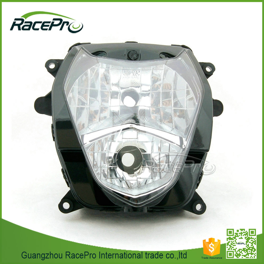 Front Projector Headlight Assembly For Suzuki GSXR1000 (2003-2004)