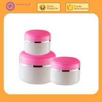 20g plastic pp cosmetic jar with inner cover