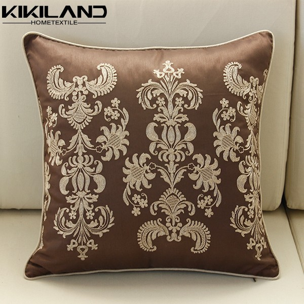 Fancy Throw Pillow Patterns : Damask Pattern Throw Pillow Case Home Decorative Cushion Covers - Buy Damask Pattern Throw ...