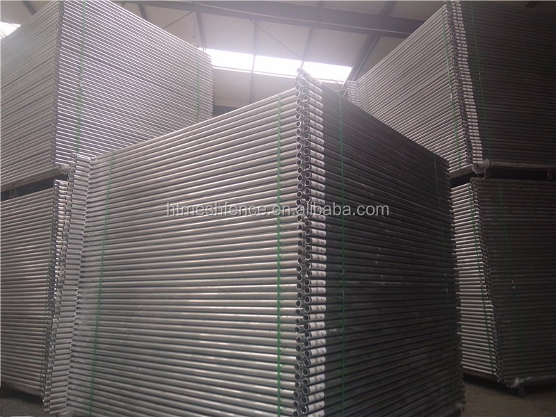 Construction fence for sale/Australia Standard Hot Dipped Galvanized Temporary Fence Panel