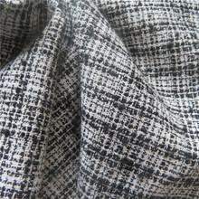 Shiny overcoat woolen tc polyester cotton fabric