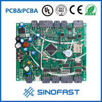 Shenzhen ROHS FR4 PCB Assembly with very quick delivery time like just 3 days