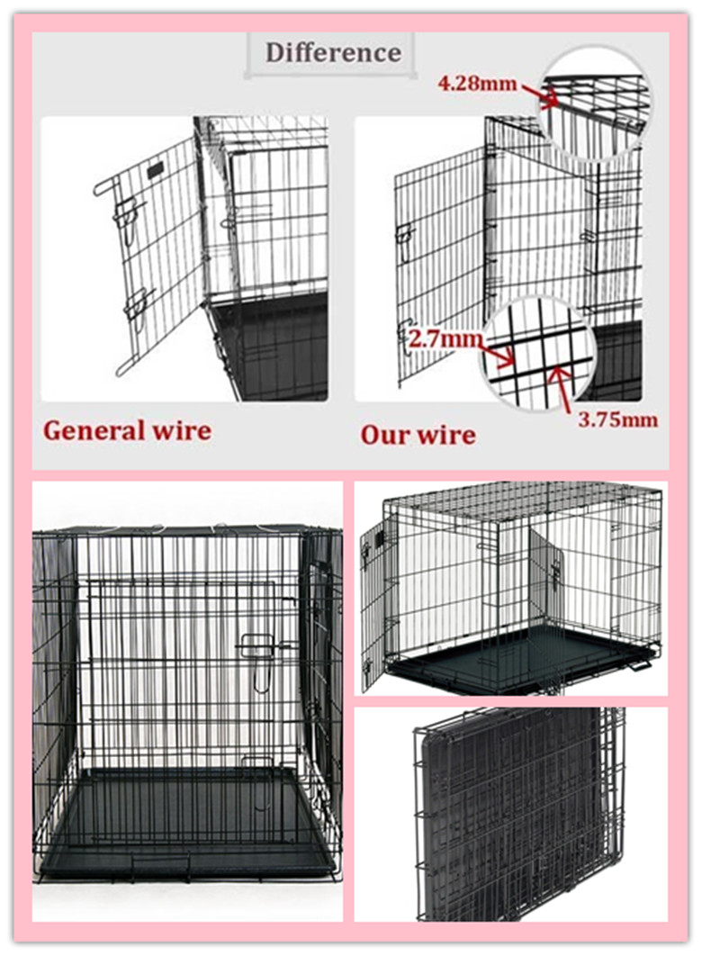 High Quality New Design Metal Dog Cage