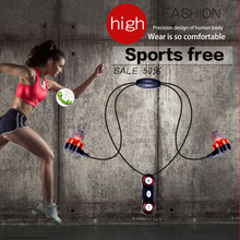 Attractive fashion designed wireless sport earphone KLB-BE001