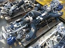 Used BMW/Mini Axles Direct From Germany By 40ft Container! .