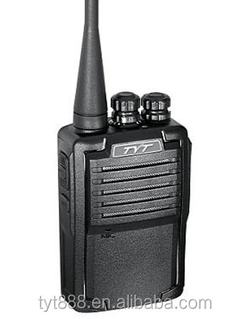 Handheld two way radio TYT-600 with 5w and 16channels high/low power selective radio frequency 136-174MHz,400-420MHz,430-450MHz