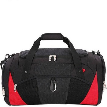 Custom unisex travel water proof weekender tote duffel bag standard sports bag