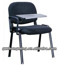 Conference Chair/Writing Chair With Writing Tablet BY-052