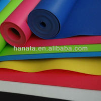 low denstity polyethylene foam rolls