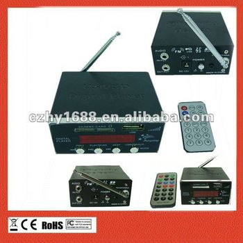 Car MP3 Player with FM