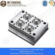 Xiamen A.S.E OEM Manufacturing Mold Parts for standard elements for molds
