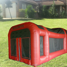 kids and adults inflatable mechanical bull riding