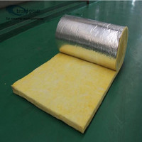 Superior Quality Glasswool Thermal Insulation with Aluminum Foil Facing