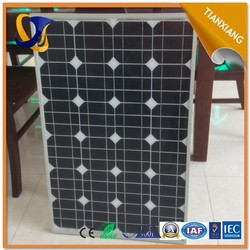 Factory sell cheap 100w the lowest price solar panel