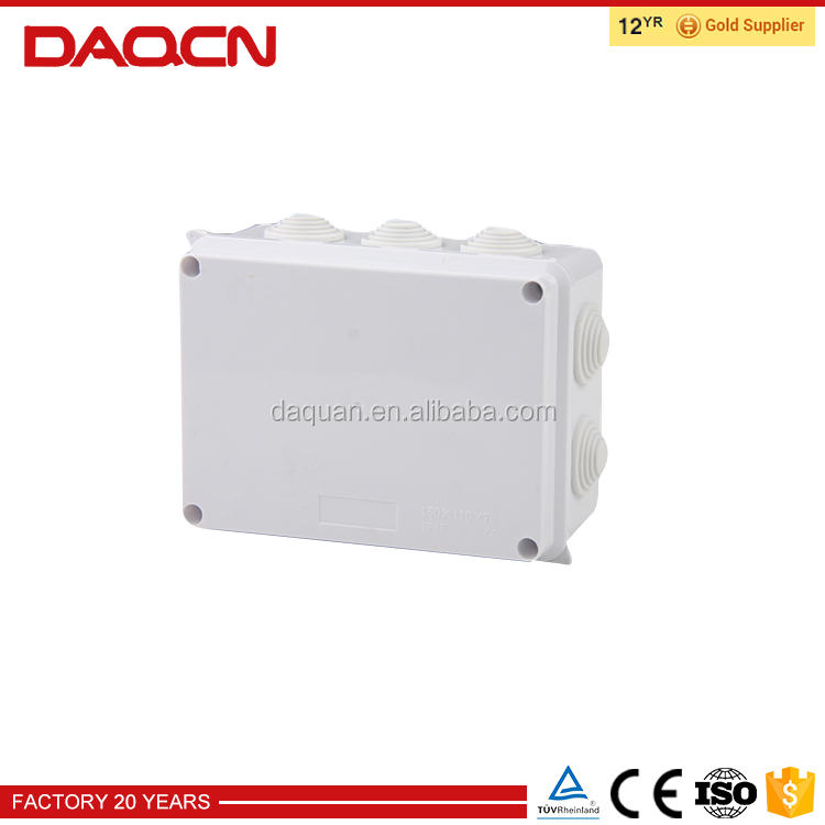 Top sale guaranteed quality outdoor telephone junction box