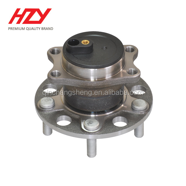 High Quality <strong>Rear</strong> Wheel Hub <strong>Bearing</strong> for MMC ASX 2010 Outlander XL 06-12 Lancer X Citroen C4 12 Peugeot 4007 2WD 07
