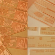 wholesale printing plate photopolymer stamp making