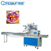 Best Price Automatic Pillow Hard Candy Wrapping Machine