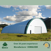 Portable Fabric Buildings , Agricultural storage shelter , Temporary Workshop , Farming Warehouse Tent