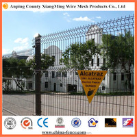 New galvanized and polyester coating garden fence netting--China Factory