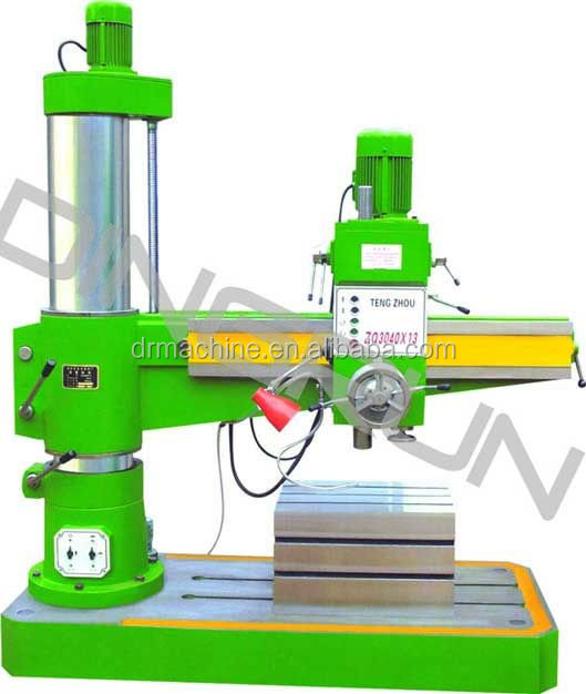 Z3032*13 autofeed rock arm Radial Drilling Machine/radial arm