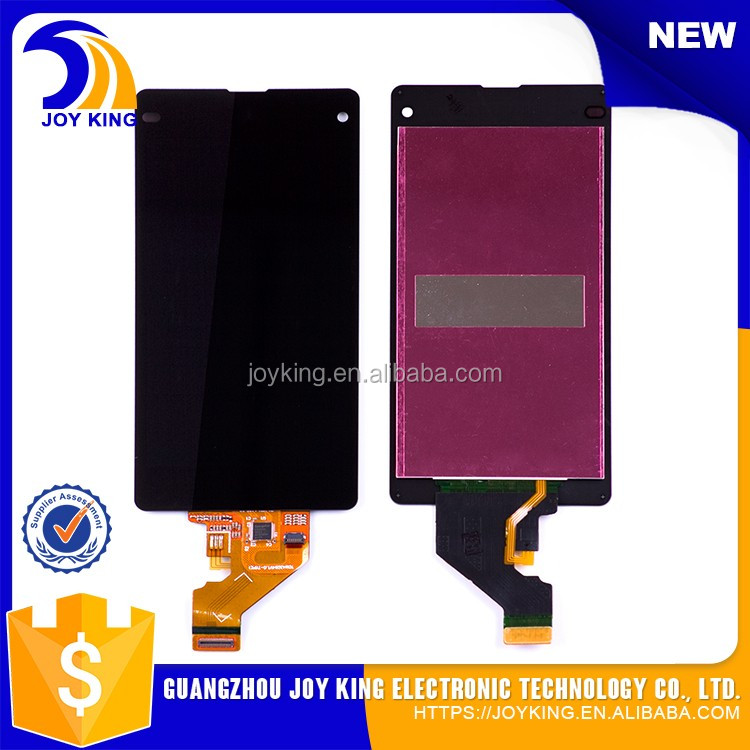 [joyking] brand new lcd display for sony xperia z1 compact d5503 lcd digitizer assembly