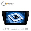 "Ownice C500+ 10.1"" Octa Core 32GB ROM Android 6.0 Car Navigation GPS for Skoda Superb 2016 Support TPMS DTV DAB"