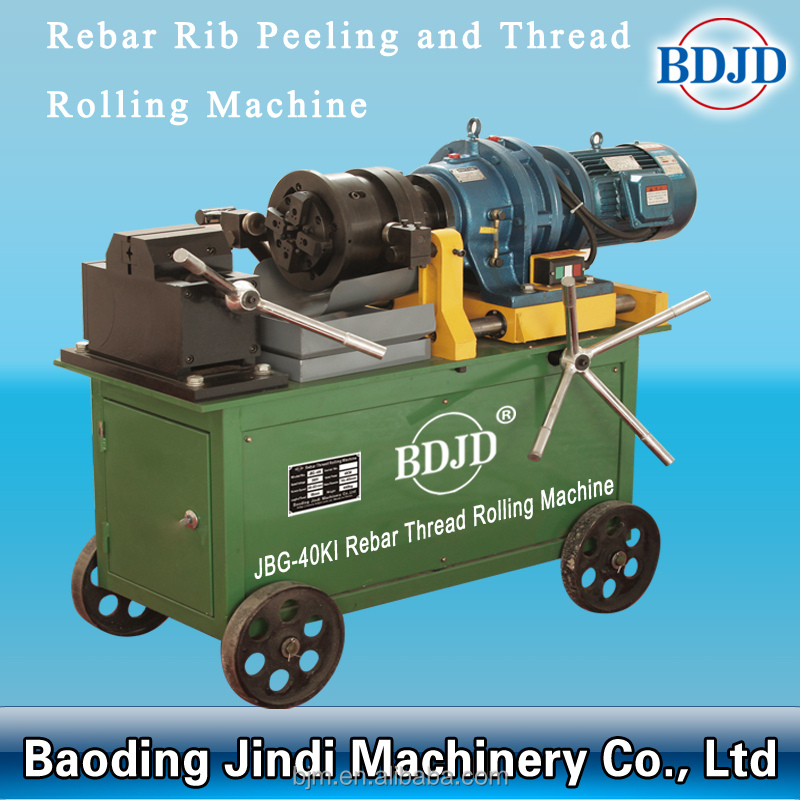 Bar Threading Equipment with different models
