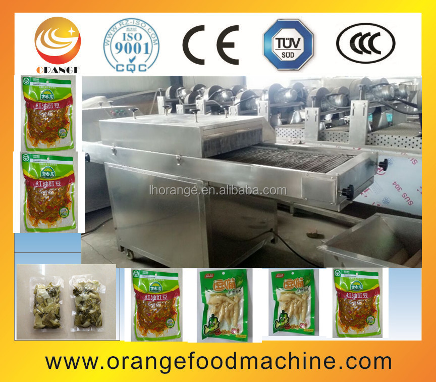 hot selling factory offering stainless steel 500 type strong flow air dryer machine for food package surface