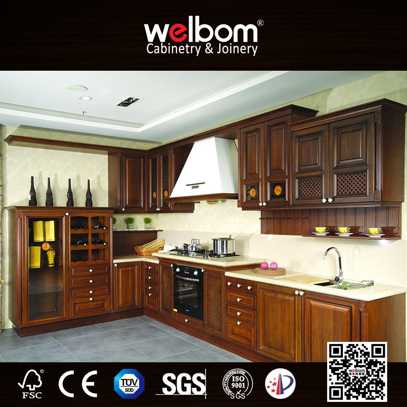 Best quality latest design unfinished kitchen cabinets for Best quality kitchen cabinets