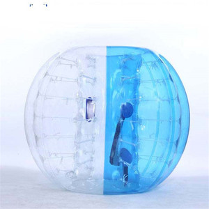 adult inflatable body belly bumper ball