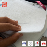 Polypropylene nonwoven 600gsm geotextile used in dam/road