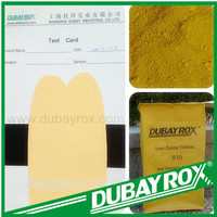 Hydrated Ferric Oxide Yellow 810 for Appliance Paint