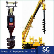 Cheapest Price Hydraulicly Powerful Earthquake Earth Drill