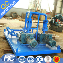 Well test oil drilling equipment of liquid pump for transfer / oil centrifugal pump / oil extractor pump with good price