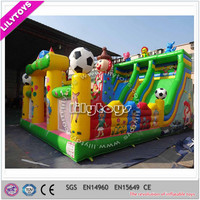inflatable funny playground inflatable amusement park for kids