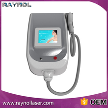 2017 Portable No Q Switched Diode Laser Hair Removal 808nm Equipment