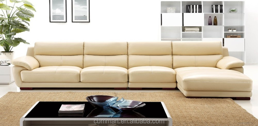 Hot selling PU sofa PVC sofa leather living room 0414-A23