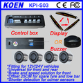 Factory Price 2 Years Guarantee Front/Rear/Side 12V/24V Car Reverse Sensor Kit