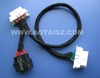 OBD2 custom cable wiring harness connector for toyota parts