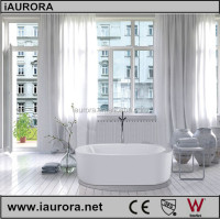 freestanding Japanese bathtub for bathroom design