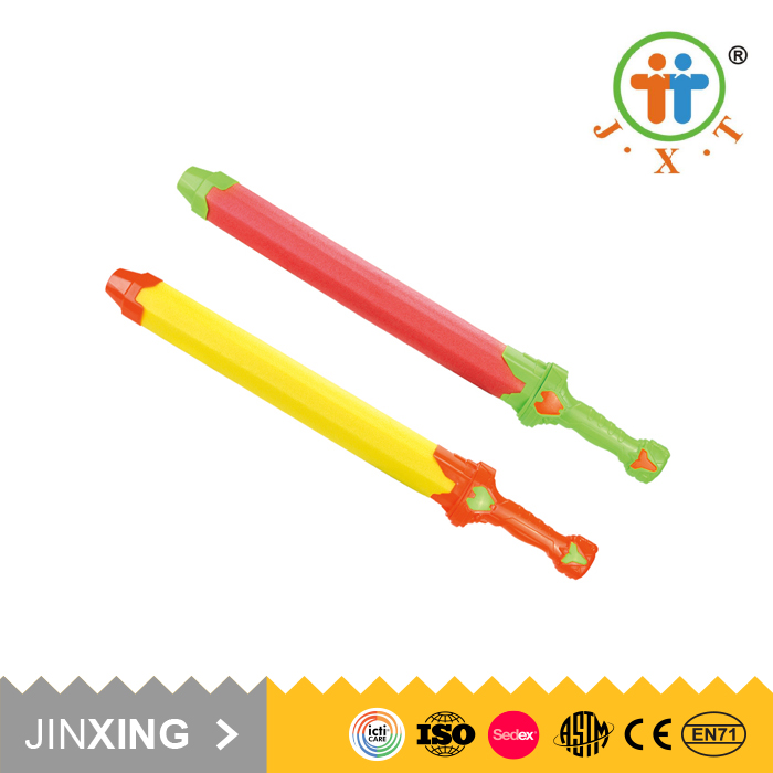 cool cheap long plastic sword outdoor water gun kids summer toy with best prices