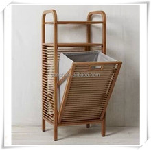 High quality Decorative Bamboo Storage Shelf