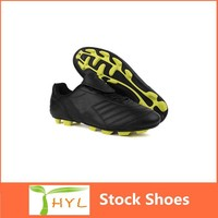 Cheap fashion football boots wholesale stock shoes factroy hot sale sport running shoes for men