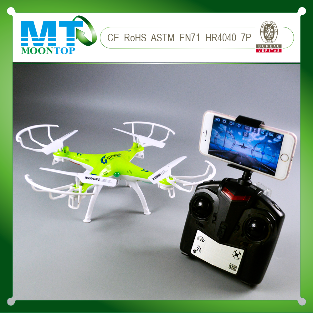 New arriving toys quadcopter fpv camera, remote control drone for kids